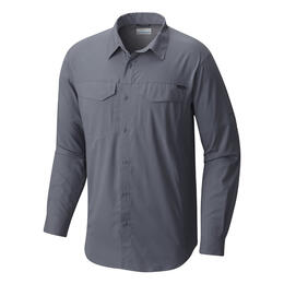 Columbia Men's Silver Ridge Lite Long Sleeve T Shirt