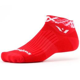 Swiftwick Men's Vision One Spotlight Cycling Socks