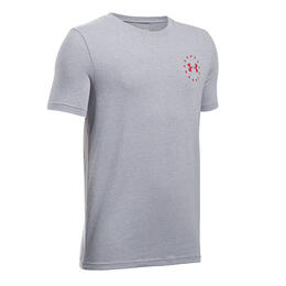 Under Armour Boy's Freedom Flag T Shirt