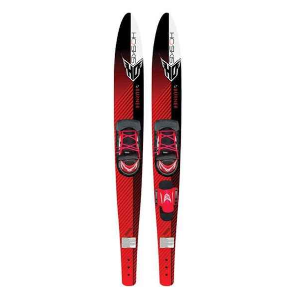 Ho Sports Burner Combo Skis With Blaze And Rts