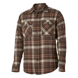 Royal Robbins Men's Performance Flannel Pla