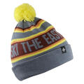 Ski The East Tailgater Pom Beanie