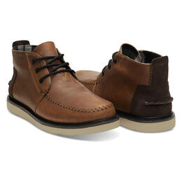 Toms Men's Chukka Waterproof Boot