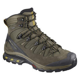 Salomon Men's Quest 4D 3 GTX Hiking Boots Green