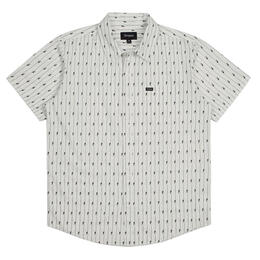Brixton Men's Charter Short Sleeve Woven Shirt