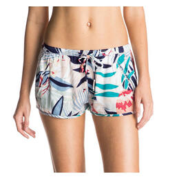 Roxy Junior Girl's Run Away Beach Shorts