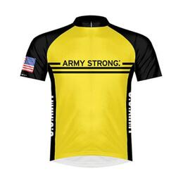 Primal Wear Men's U.S. Army Vintage Cycling Jersey