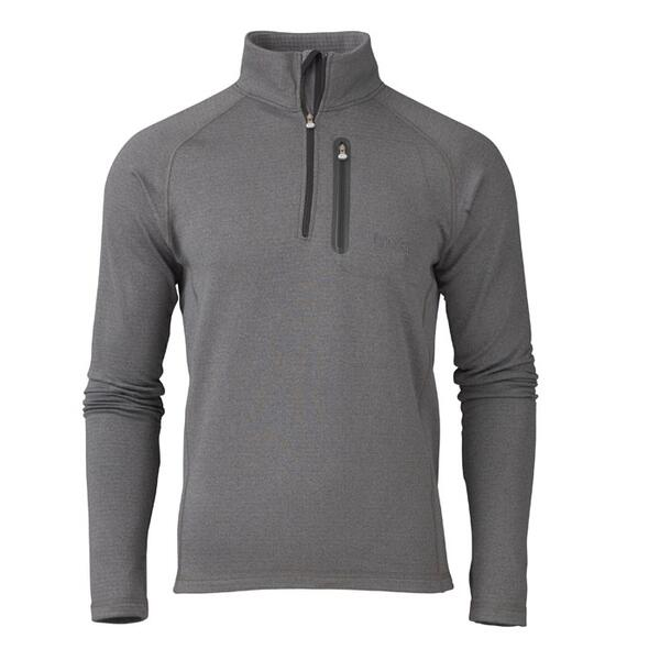 Marker Men's Grid Zip-T
