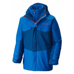 Columbia Boy's Bugaboo Ski Jacket