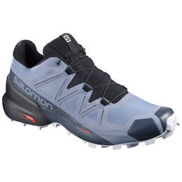 Salomon Men's Speedcross 5 Trail Running Shoes Stone