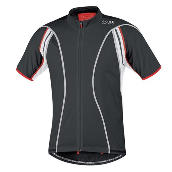 Gore Bike Wear Men's Oxygen Reflex FZ Cycling Jersey