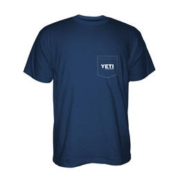 Yeti Coolers Built For The Wild Short Sleeve T-Shirt