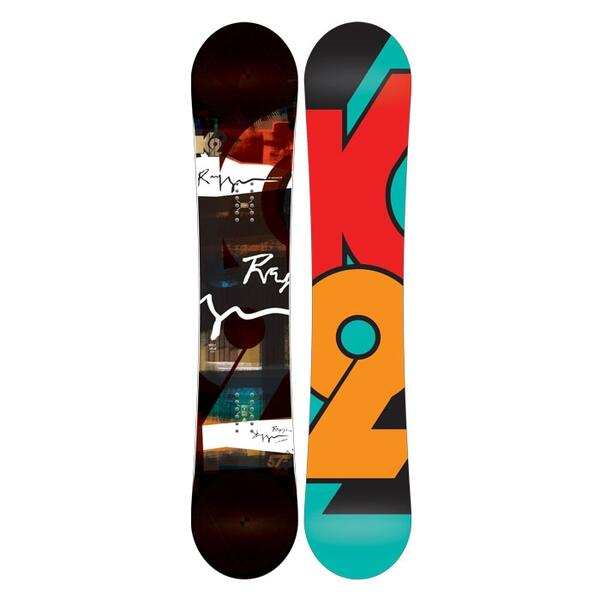 K2 Men's Raygun Wide Snowboard '15