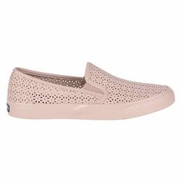 Sperry Women's Seaside Perforated Casual Rose Shoes