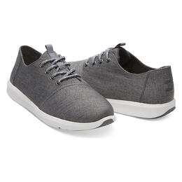 Toms Men's Del Rey Sneakers Steel