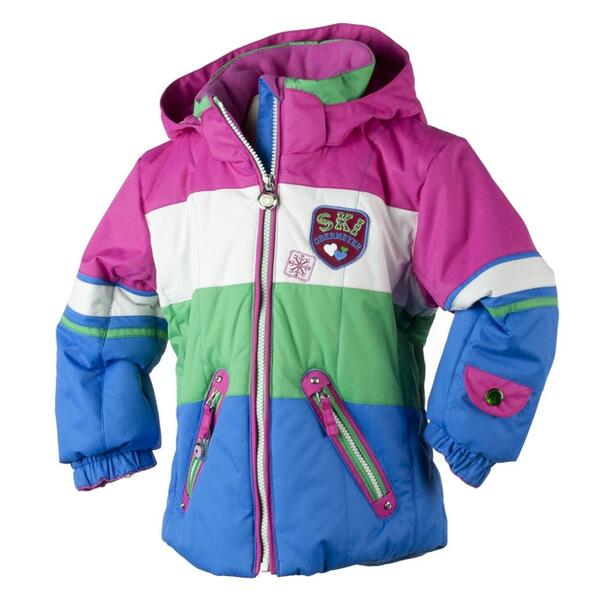 Obermeyer Toddler Girl's Posh Insulated Jacket