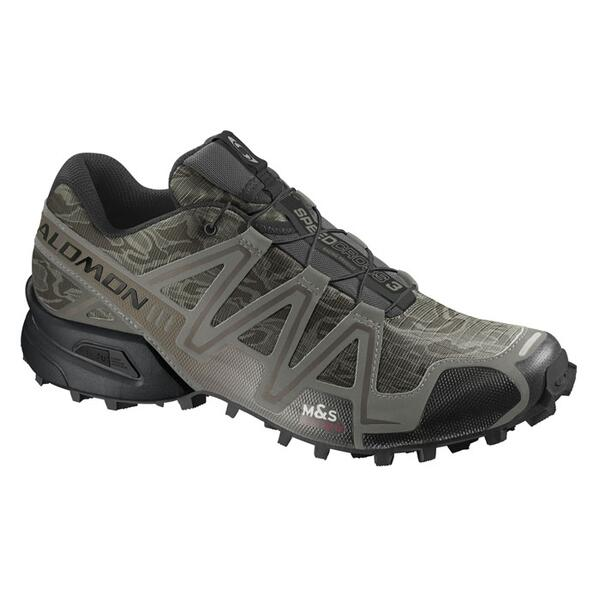 Salomon Men's Speedcross 3 Trail Running Shoes