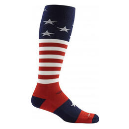 Darn Tough Vermont Men's Captain Stripe Light Snow Socks