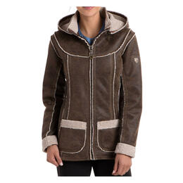 Kuhl Women's Dani Sherpa Jacket, Oak