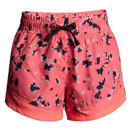 Under Armour Girl's Sprint Novelty Shorts