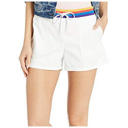 Vans Women's Rainee 2.5in Rainbow Band Shorts