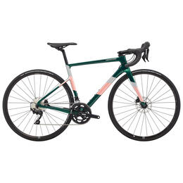 Cannondale Women's SuperSix EVO Carbon Disc 105 Performance Road Bike '20