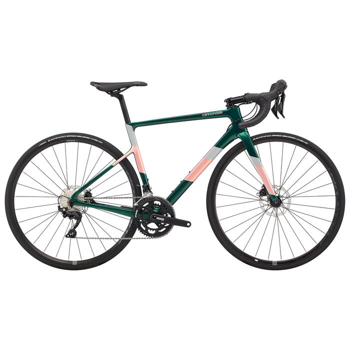 Cannondale Women's SuperSix EVO Carbon Disc