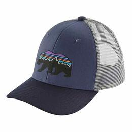 Patagonia Boy's Fitz Roy Trucker Hat