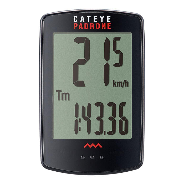 Cateye Padrone Wireless Cycling Computer