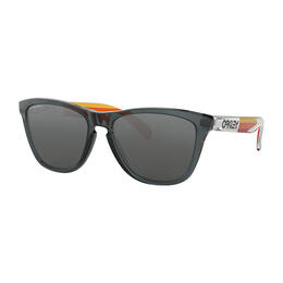 Oakley Men's Frogskins Grips Sunglasses With PRIZM Lenses