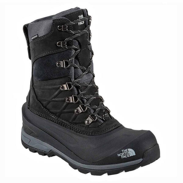 The North Face Men's Chilkat 400 Apres Ski Boots Ride Side