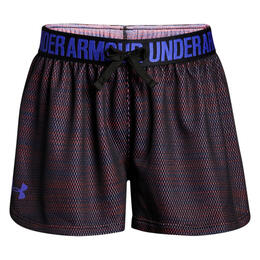 Under Armour Girl's Play Up Novelty Shorts