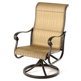 Hanamint Valbonne Swivel Rocker Dining Chair