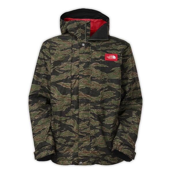 The North Face Men's Turn It Up Snowboard Jacket