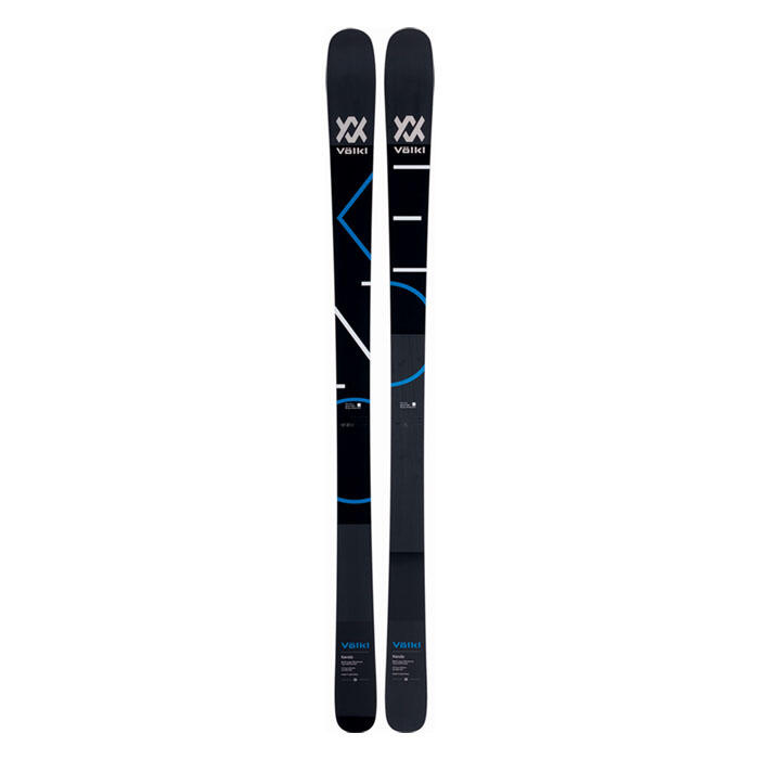 Volkl Men's Kendo All-Mountain Skis - FLAT