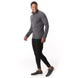 Smartwool Men's Merino 250 Pattern 1/4 Zip Long Sleeve Top