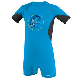 O'neill Toddler's Ozone Short Sleeve Rash Suit