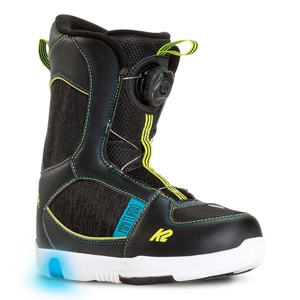 K2 Snowboarding Children's Mini Turbo Snowboard Boots '16