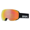 Anon Men's M2 Snow Goggles with Red Solex L