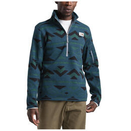 The North Face Men's Gordon Lyons Novelty 1/2 Zip Fleece Sweater