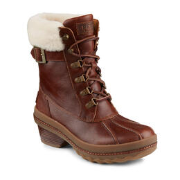 Sperry Women's Gold Cup Ava Boots Brown