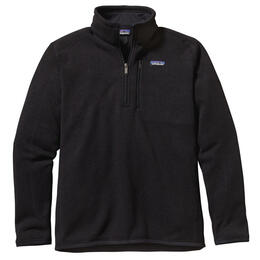 251529cf9d4 Patagonia Men s Better Sweater 1 4 Zip Fleece