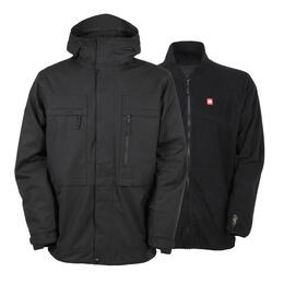 686 Men's Smarty 3-in-1 Form Snowboard Jacket
