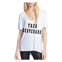 Oil Digger Tees Women's Taco Desperado Short Sleeve T Shirt