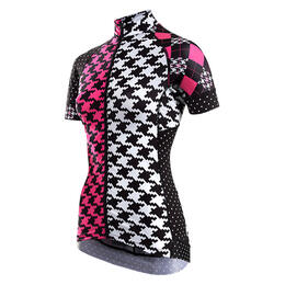 Shebeest Women's Divine Britains Best Shortsleeve Cycling Jersey