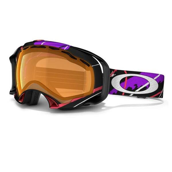 Oakley Simon Dumont Signature Splice Goggles With Persimmon Lens