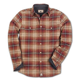 Dakota Grizzly Men's Kendall Long Sleeve Flannel Shirt