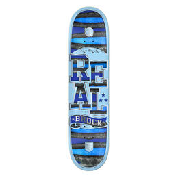 Real Brock Spectrum Low Pro 2 Skateboard Deck