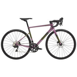Cannondale Women's SuperSix Evo Disc 105 Road Bike '21
