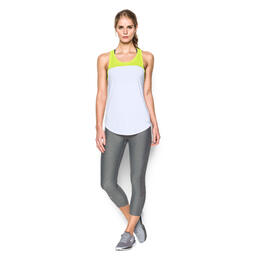 Under Armour Women's Fly By 2.0 Fitted Tank Top